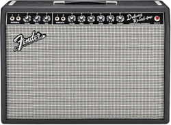 Fender And03965 Deluxe Reverb Vintage Re-issue 1 X 12 All Tube Guitar Amplifier