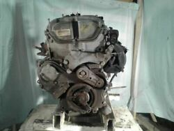 Engine 11 2011 Chevy Malibu 2.4l Le9 4cyl Motor Only 117k Miles