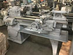 16 X 30 South Bend Lathe With Taper Attachment 5c Collets
