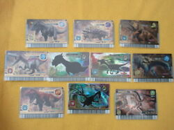 Dinosaur King Quaternary Period Complete Total 104sheets Japanese Trading Card