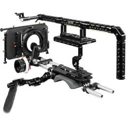 Shape Fx9 Kit, Includes Baseplate, Rear Insert Plate, Cage, Top Handle Fx9kit
