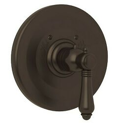 Rohl A4914lm Country Bath Thermostatic Shower Valve Trim Trim Only With Metal