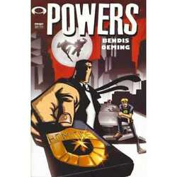 Powers 2000 Series 25 In Near Mint + Condition. Image Comics [mt]