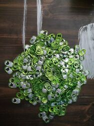 500 Monster Energy Can Tabs All Green