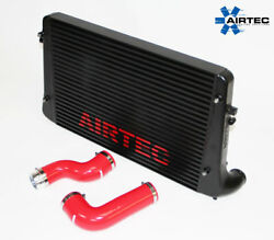 Airtec Stage 2 Front Mount Intercooler Atintvag7 For Vw Scirocco 2.0 Tfsi