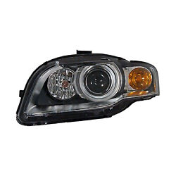 Cpp Au2502123 Left Headlamp Assembly Composite For Audi A4, Rs4, S4