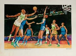 The Way It Was Americana Sports Lithograph Posters Various Artists 1950 - 1969