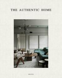 Authentic Home By Wim Pauwels English Hardcover Book Free Shipping