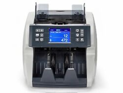 Mixed Denomination Money Counter With Cis/mg/uv/ir Counterfeit Detection