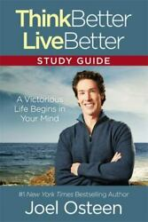 Think Better Live Better Study Guide A Victorious Life Begins In Your Mind