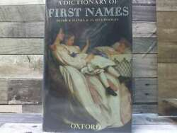 A Dictionary of First Names by Oxford University Press