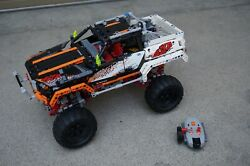 Lego Technic 9398 4x4 Crawler Remote Controlled Monster Truck Works C