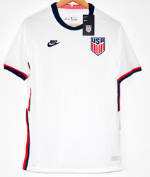 2021/22 United States Usa Football Home Shirt Soccer Jersey For Adult
