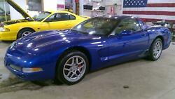 Manual Transmission 6speed For 01-04 Chevy C5 Corvette Z06 See Notes