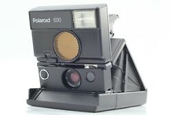 [mint] Polaroid Slr 690 Point And Shoot Instant Film Camera From Japan