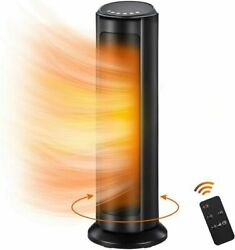 Dreo Space Heater For Indoor Use, 1500w Fast Heating Electric Ceramic Heater