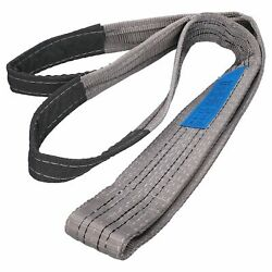 Lifting Sling Strap Hoist Web Sling 4t Flat Thickened Pes Strap High Strength