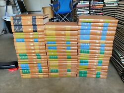 Britannica 1952 Great Books Of The Western World Complete Set 1-54 - Excellent