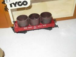 Ho Vintage Freight Car Tyco 1860 Water Car- Western And Atlantic- Bxd -new- S31a