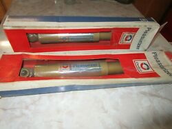 2 Delco Front Shock Absorbers 1955 56 57 58 59 1960-1973 Willys Jeep Wagon Truck