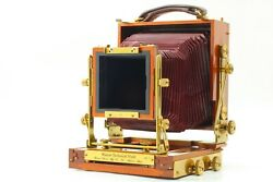 [almost Mint] Wisner 4x5 Technical Field Large Format Camera From Japan 1868