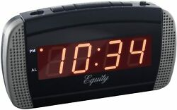 Super Extremely Extra Loud Alarm Clock for Very Heavy Sleeper Battery Backup