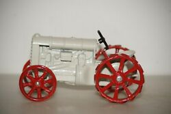 116 Fordson Tractor On Steel Wheels