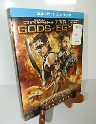 Used Blu-ray Gods Of Egypt And Olympus Has Fallen Gerard Butler Free Shipping