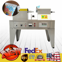 Ultrasonic Plastic Hose Toothpaste And Hand Cream Packaging Sealing Machine Usa