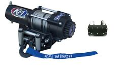 Kfi 3000 Lb Winch And Mount Kit For Yamaha Grizzly Yfm 660 02-08