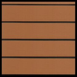 Hydro Turf Traction Mat Sheet Good Brown On Black 47andprime X 86andprime Wide Groove With Psa