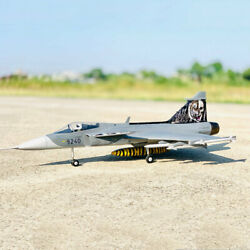 Rc Airplane Fighter Jet Votik Gripen Jas39 A/c 765mm Wingspan Ducted Fan Edf Epo