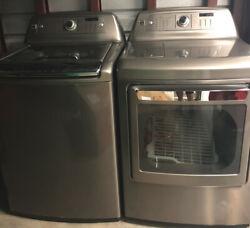 Kenmore Elite Washer And Gas Dryer Combo