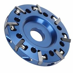 8‑blades Hoof Trimming Plate Aluminium Alloy Cattle Cow Angle Grinder Hoof Tr Ht