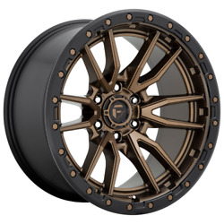 22 Inch Bronze Wheels Rims Lifted Ford F F250 F250 Truck Superduty Excursion New