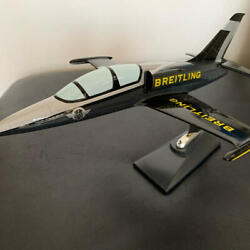 Rare Breitling Jet Team Model Novelty Total Length About 13.8 Inches