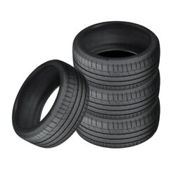 4 X Continental Extremecontact Sport 285/40r17 1w Performance Summer Tire