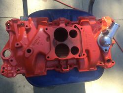 Oem Gm 3955287 Intake Manifold Big Block Chevy Used Excellent Condition
