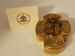The Vatican Library Collection Ava Maria Rosary Box