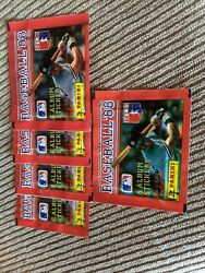 Lot Of 460 Packs Panini Baseball '88 Album Stickers Factory Sealed Made In Italy
