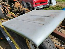 International Scout 80 800 Hood Very Straight Solid