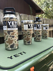 New Yeti Tundra 65 Cooler Highlands Olive And Full Camo Rambler Set Must Read
