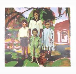 Claire Tabouret The Siblings Print Ed Of 75 Perrotin New Sold Out