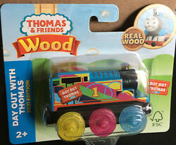 Thomas And Friends Wood Day Out With Thomas 2021 Edition Rare
