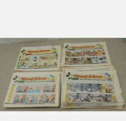 Vintage 158 Issues Of Disney Mirror From March 1991 To March 1994 Super Rare