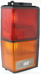 Driver Left Side Tail Light Tail Lamp For 84-96 Jeep Cherokee 84-90 Wagoneer