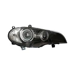 For Bmw X5 07-11 Replace Passenger Side Replacement Headlight Lens And Housing