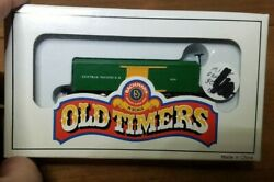 N Scale Train Freight Cars Bachmann Old Timers Central Pacific Zsax