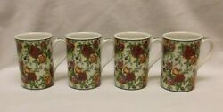 Royal Albert Old Country Roses Afternoon Tea Ii Cups