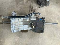 Manual 6 Speed Transmission For 97-04 Chevy Corvette C5 Lot Tested